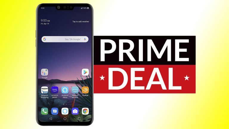 Amazon Prime Day LG G8 THINQ