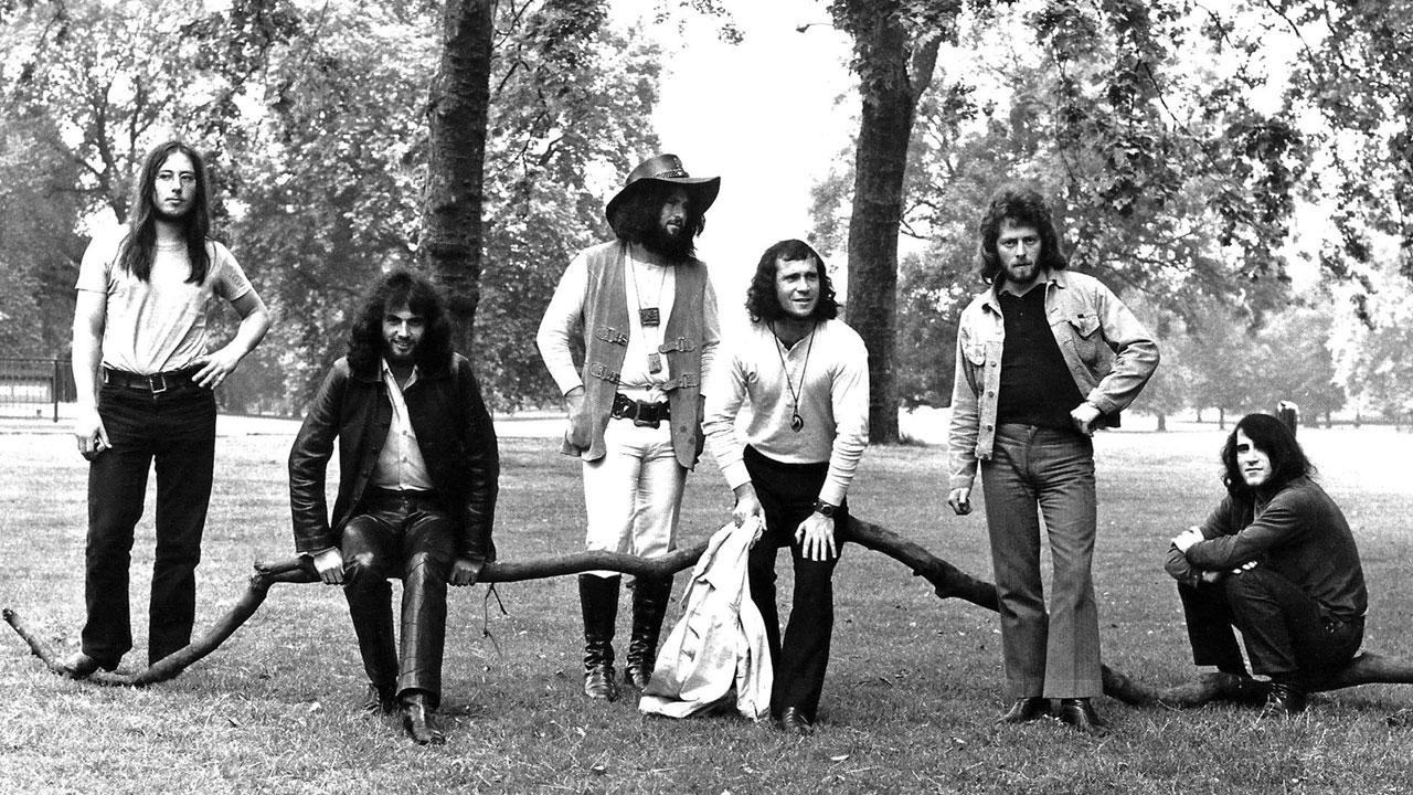 Группа Gentle Giant, 1971 год