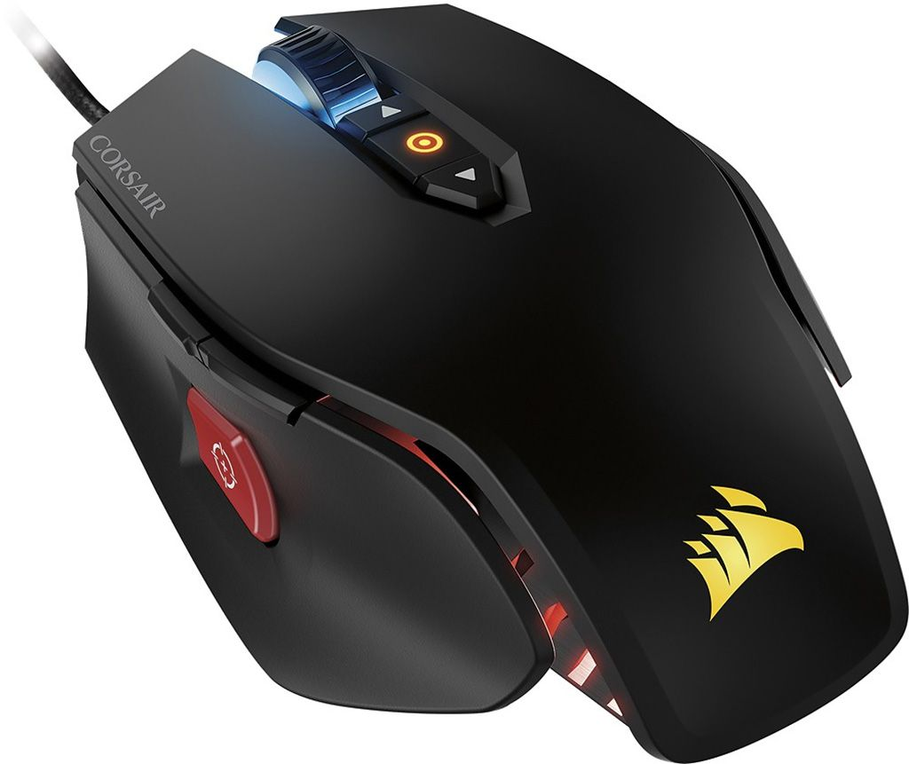 Corsair M65 Pro Rgb Optical Gaming Mouse Is On Sale For