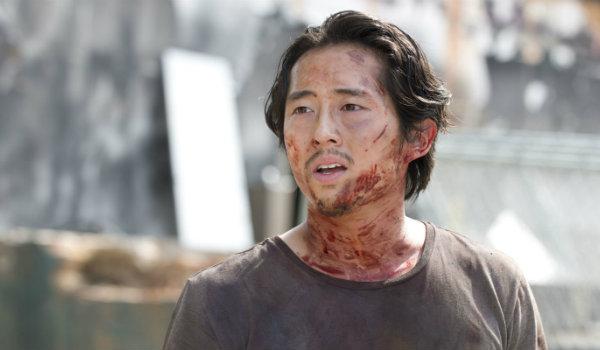 Steven Yeun The Walking Dead Nightwing