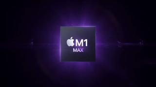 M1 Max at Apple Event