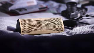 Muo portable Bluetooth speaker