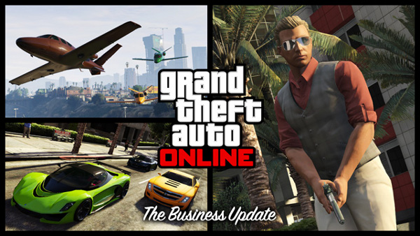 GTA 5 Business DLC
