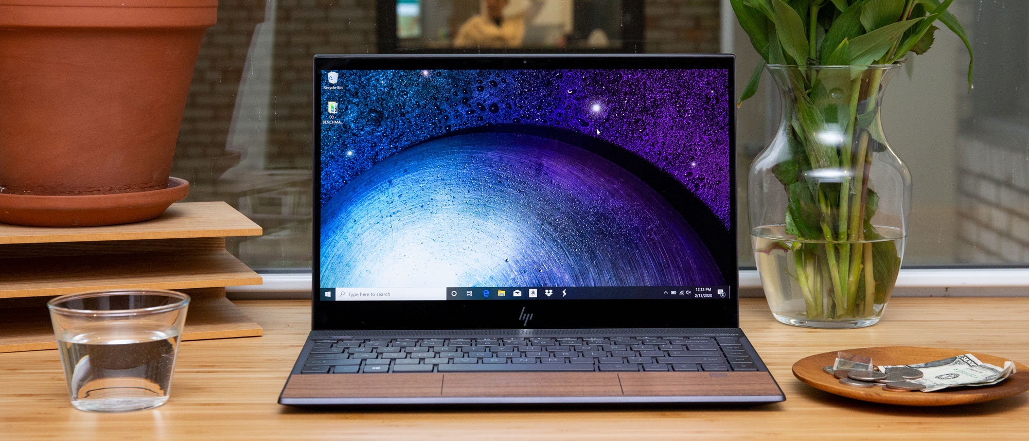 Hp Envy 13 Review 2020 Wood Edition Laptop Mag