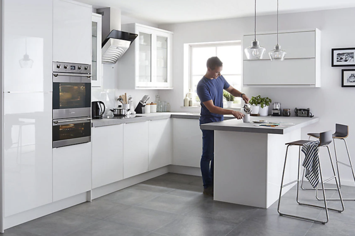 The Stunning New B Q Kitchen Range Is Out And There S A