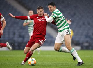 Celtic v Aberdeen – William Hill Scottish Cup – Semi Final – Hampden Park