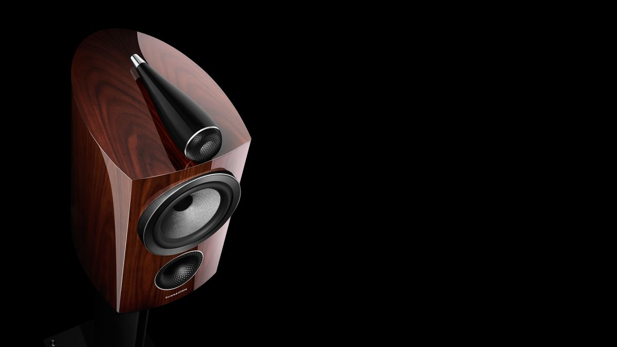 Bowers & Wilkins Prestige Edition speakers have an even prettier finish