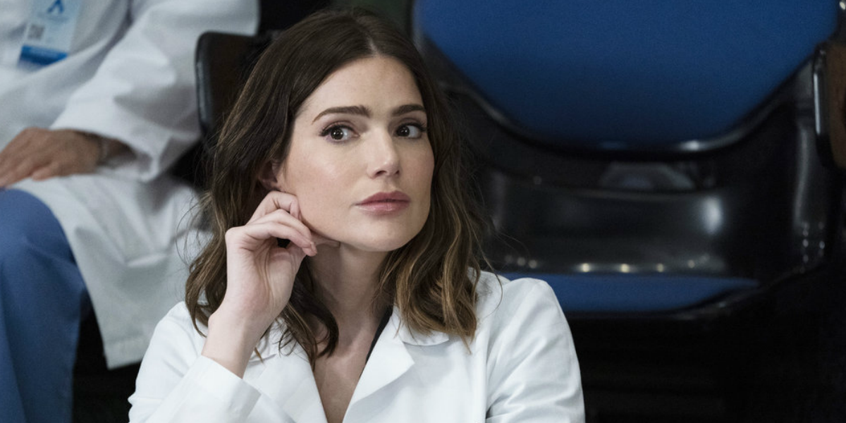 New Amsterdam Lauren Bloom Janet Montgomery NBC