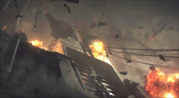 Destiny 2 - Destructible Environments