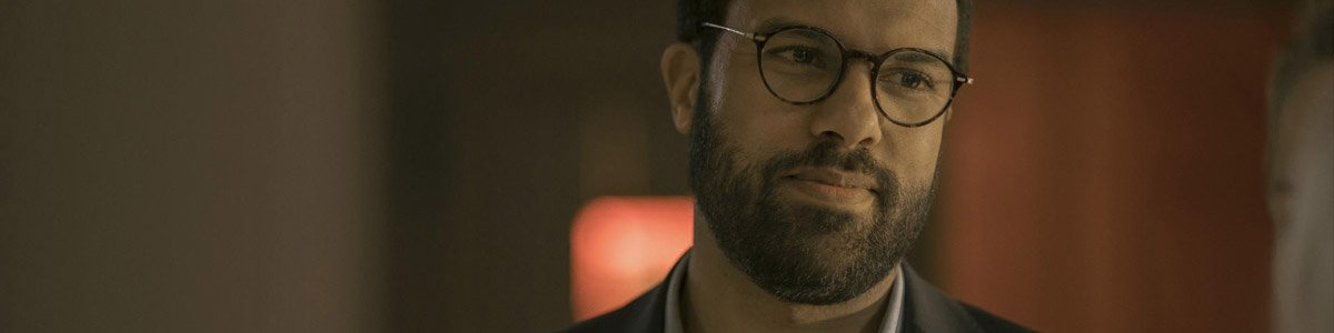 O-T Fagbenle in The Handmaid's Tale