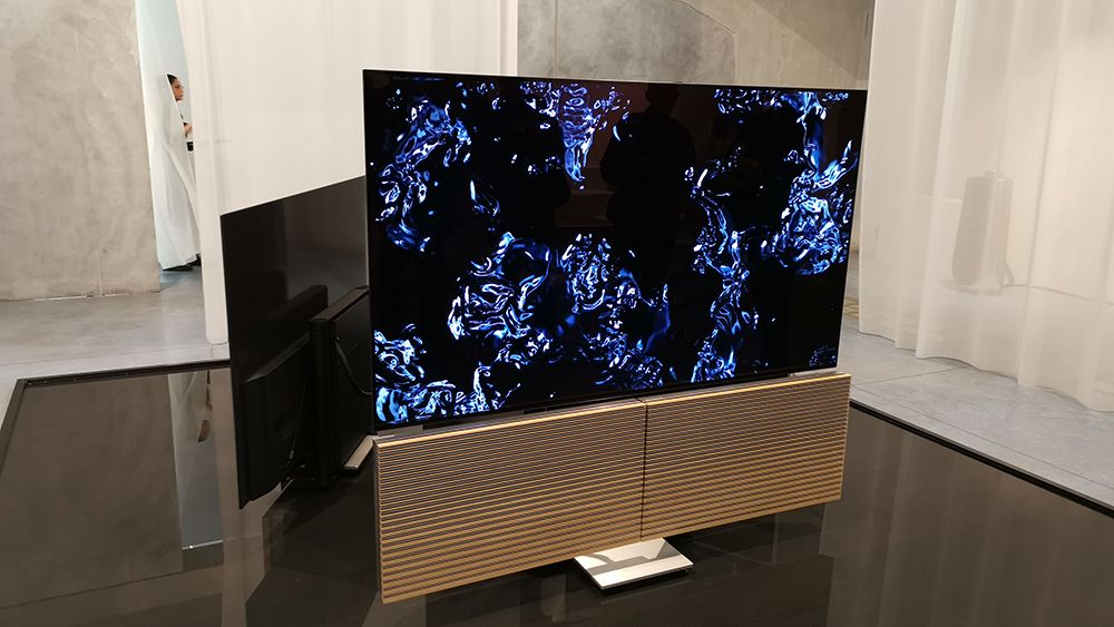 hands on bang olufsen beovision harmony review what hi fi. Black Bedroom Furniture Sets. Home Design Ideas