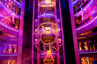 Martin Lighting and HARMAN Audio Cruise with Royal Caribbean