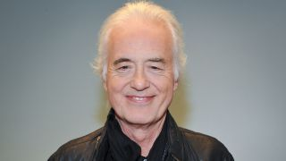 A picture of Jimmy Page