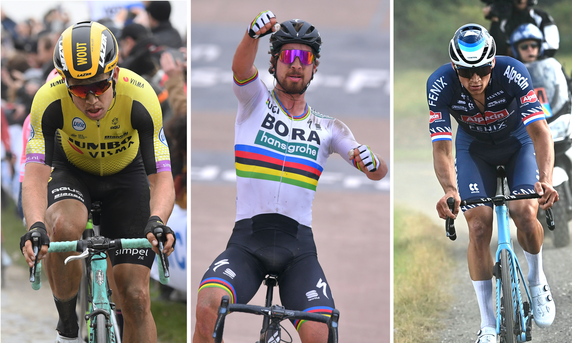 The riders to watch at the 2021 Paris-Roubaix