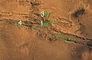 Water Flowed on Mars Longer than Thought