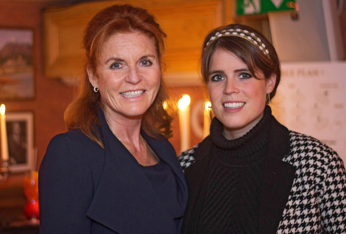Princess Eugenie's secret act of kindness revealed in lovely new picture