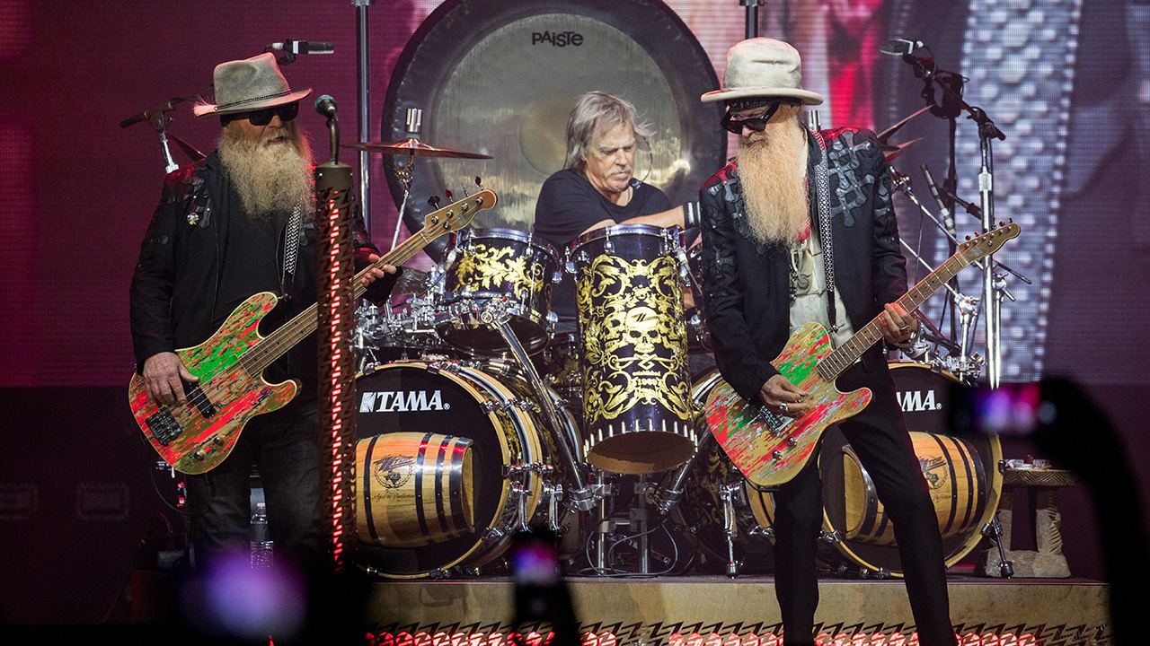 There's an official ZZ Top rock musical in the works | Louder