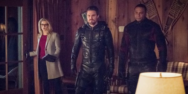arrow season 6 original team arrow