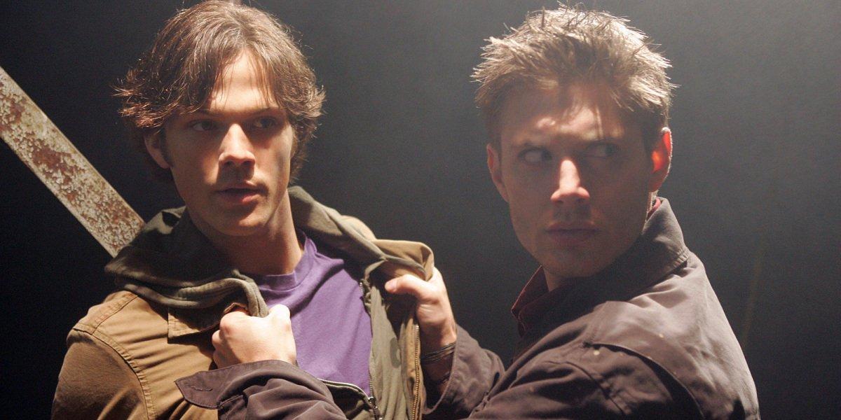 supernatural season 1 jared padalecki jensen ackles the cw
