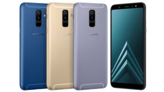Samsung Galaxy A6 And Galaxy A6 Plus 2018 Launch In The Uae
