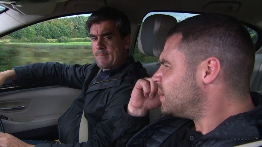 Shock for Cain Dingle and Aaron in Emmerdale
