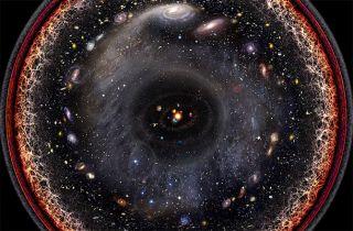 Entire Universe Illustration