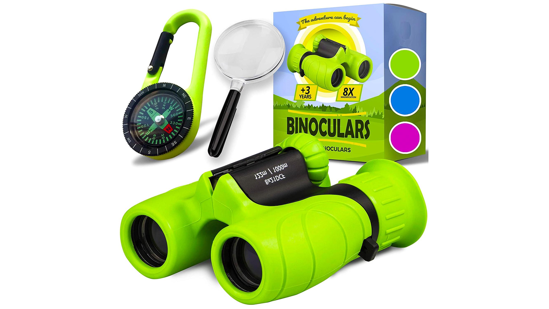 Promora binoculars for kids.
