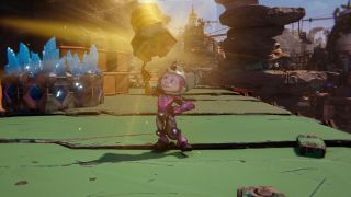 Ratchet and Clank Rift Apart gold bolts