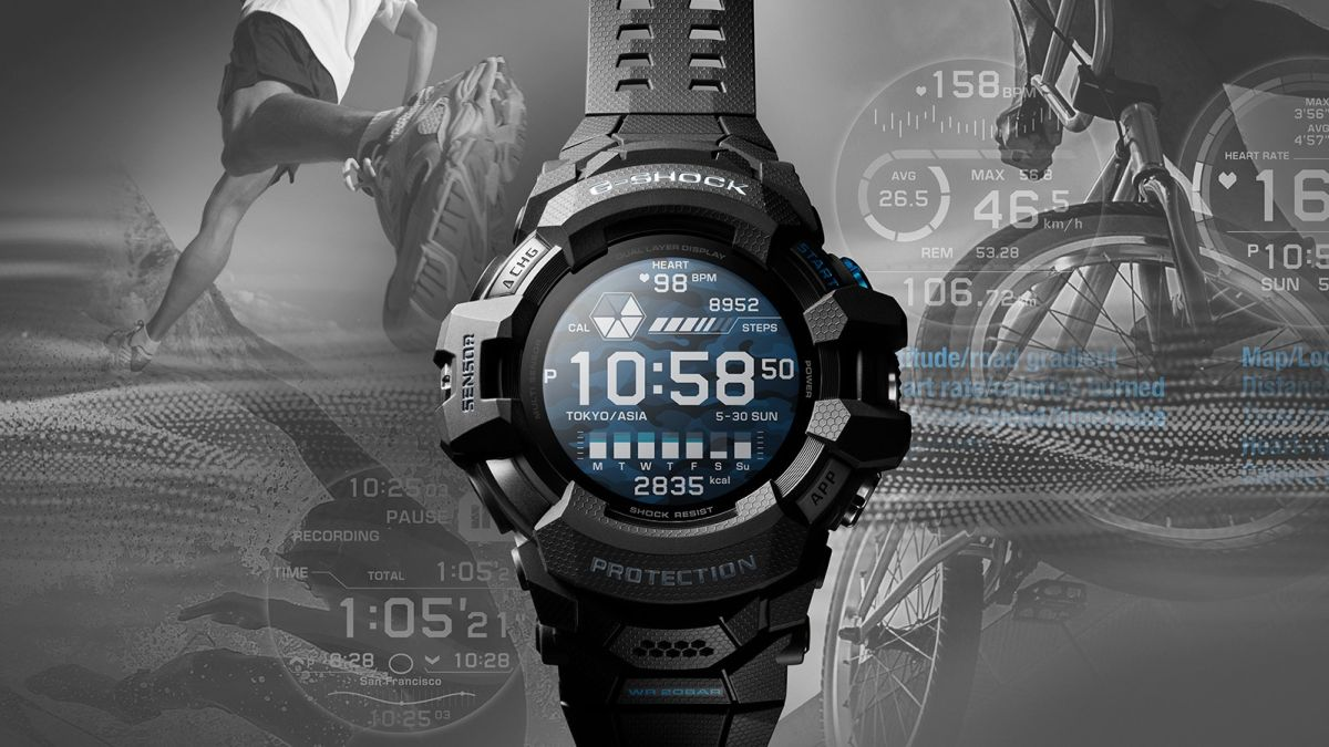 Casio's latest G-Shock smartwatch is smart, sporty, and super expensive
