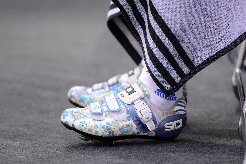 59df20ba6b Pro cyclists and their shoes  a never-ending love affair - Cycling ...