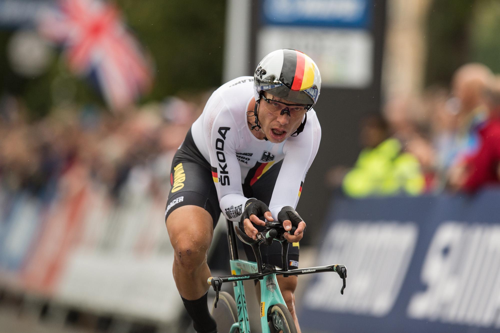 Tony Martin won't target time trial gold at Tokyo 2020