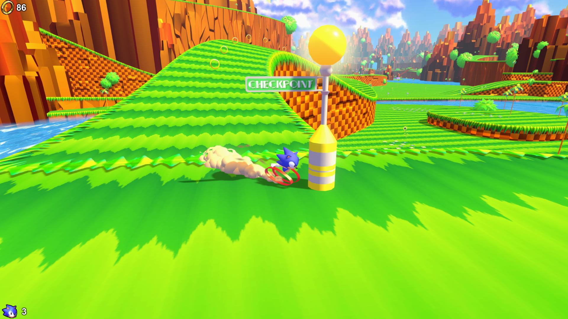 Signpost in Sonic Utopia