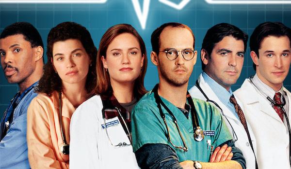 ER season 1 dvd