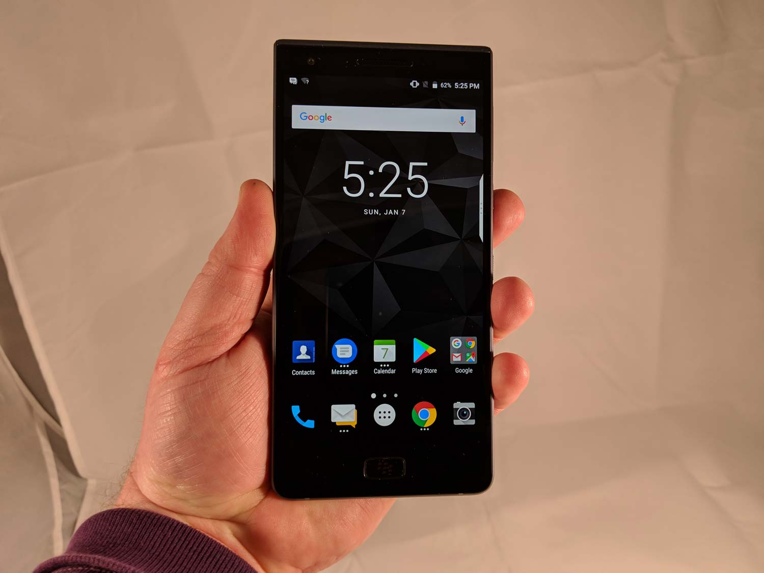 BlackBerry Motion Debuts, But More Keyboard Phones Coming
