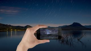 Skywatching with a Mobile Device