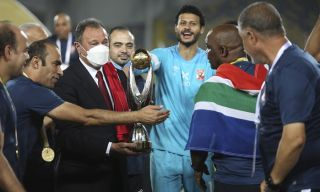 In pictures: Pitso's Al Ahly outclass Chiefs in Caf CL final