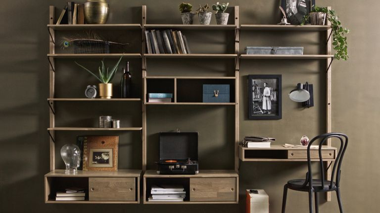 Gyan Bespoke Wall Storage Unit