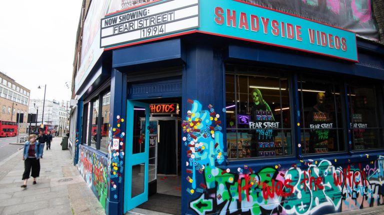 Fear Street London pop-up