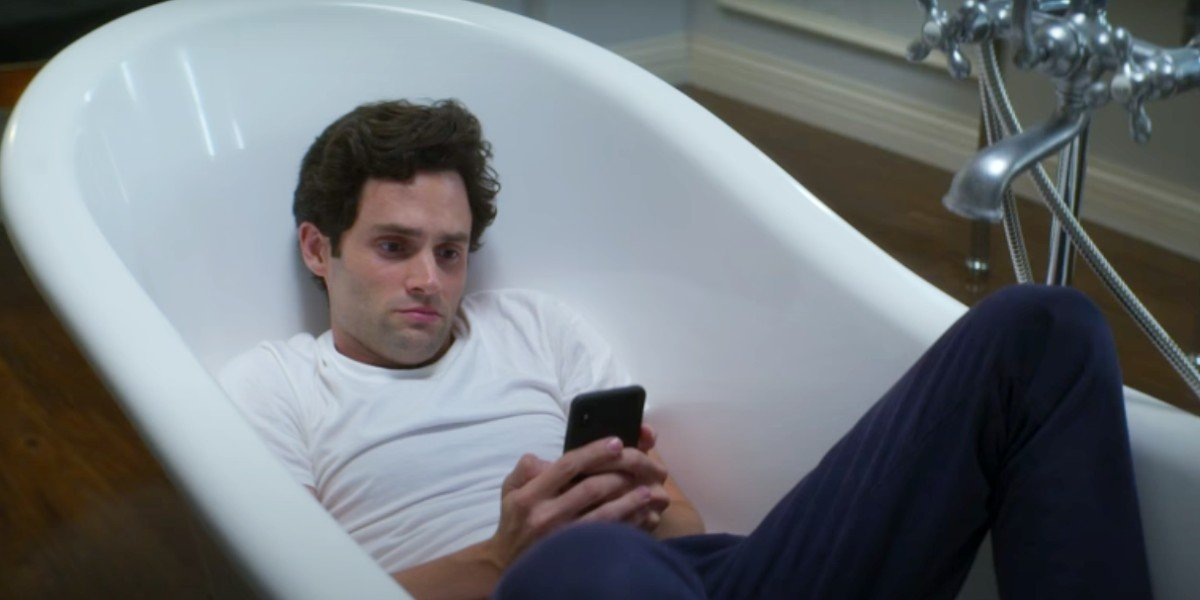 Penn Badgley in You Season 2