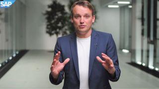 Christian Klein, CEO of SAP