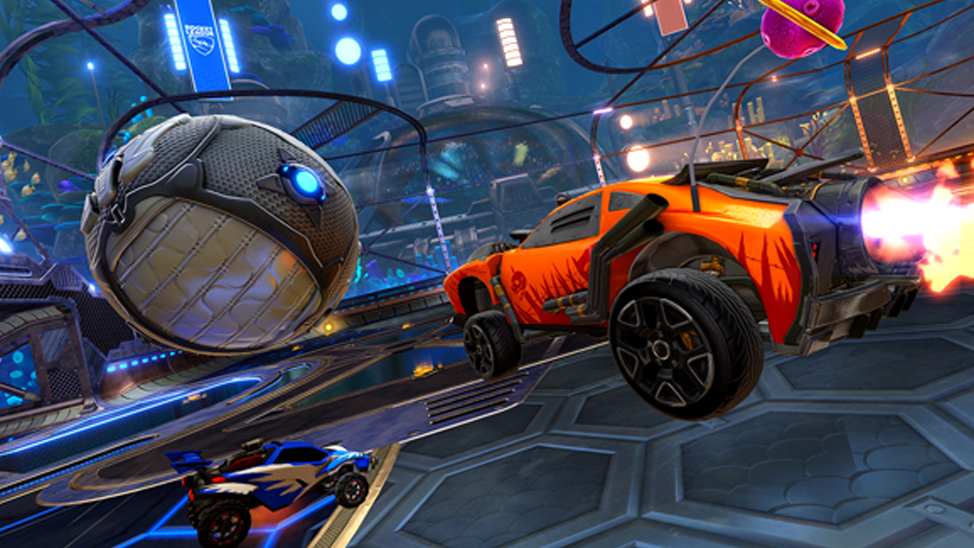 Sony Finally Allows Rocket League Cross Play Between Ps4 Xbox One