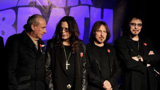 Black Sabbath in 2011