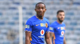 Njabulo Blom of Kaizer Chiefs