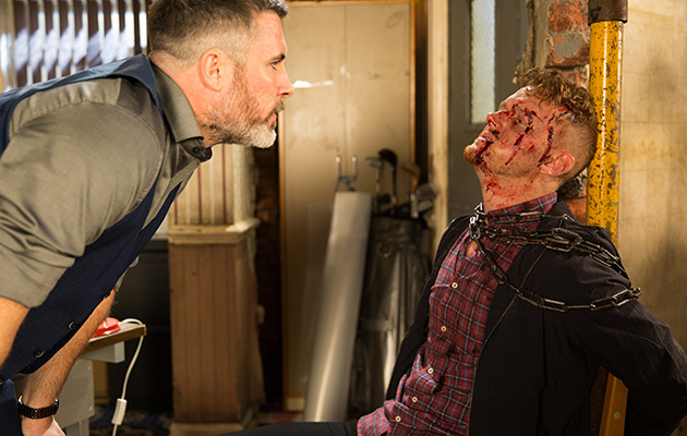 Coronation Street spoilers: Rick beats up Gary Windass!