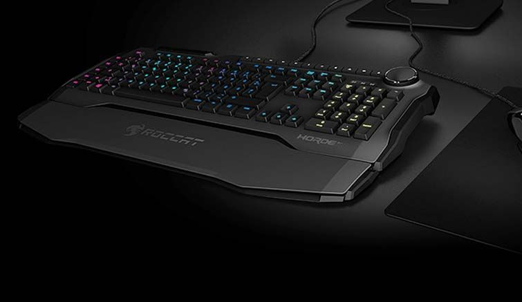 Roccat Horde Aimo Review: Membranical Misfire | Tom's Guide