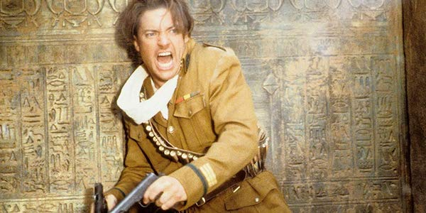 Brendan Fraser Was Choked And Nearly Killed By A Snake While Filming The Mummy Cinemablend