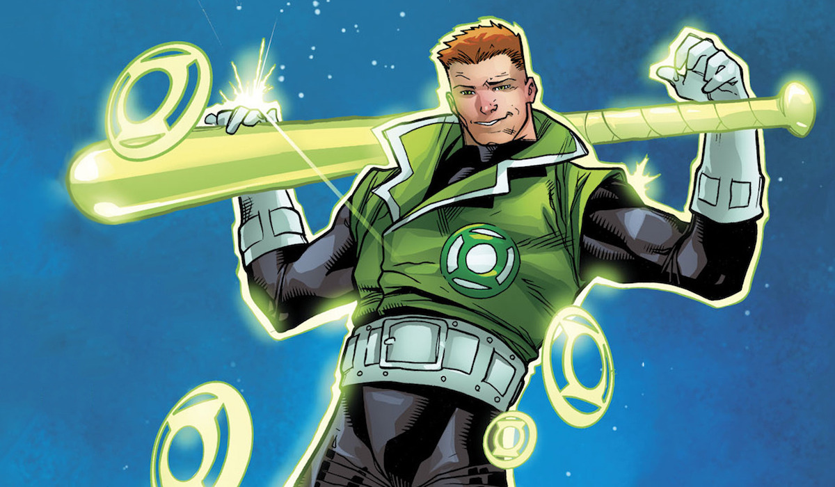 Guy Gardner DC Comics