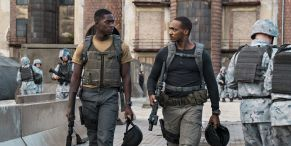 Netflix's Outside The Wire Review: A Messy But Cool Sci-Fi Thriller With Kick-Ass Anthony Mackie Action