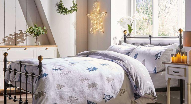 Aldi Christmas bedding
