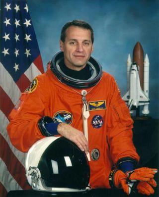 STS-123 Mission Specialist: Richard M. Linnehan